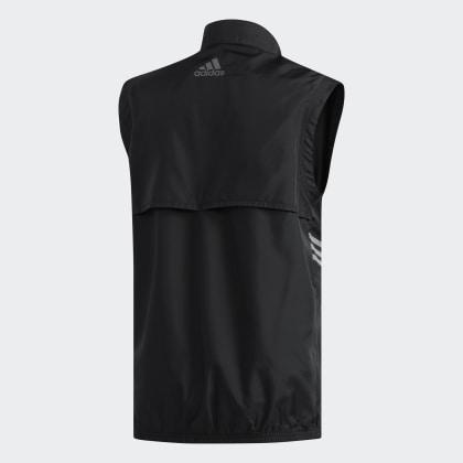 Deutschland Wind Essentials Adidas Schwarz Black Weste AR4j5L3