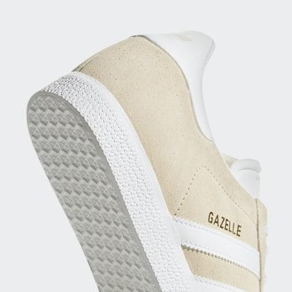 Deutschland LinenCloud White Schuh Beige Gazelle Adidas txrhCQsd