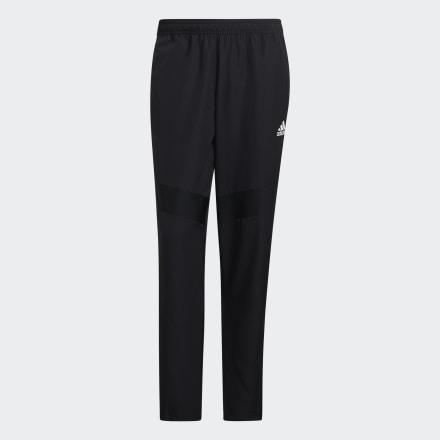 กางเกงผ้าทอขายาว Tiro 19, Size : XS,S,L,XL