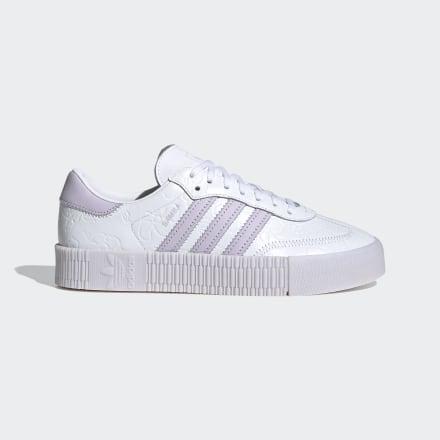 รองเท้า SAMBAROSE, Size : 3- UK,4 UK,4- UK,6 UK,6- UK,7 UK,7- UK