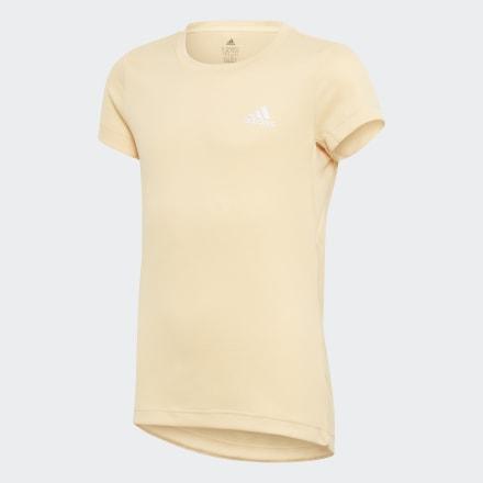 เสื้อยืด AEROREADY, Size : 128,140,152,164,170