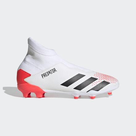 รองเท้าฟุตบอล Predator 20.3 Firm Ground, Size : 2 UK