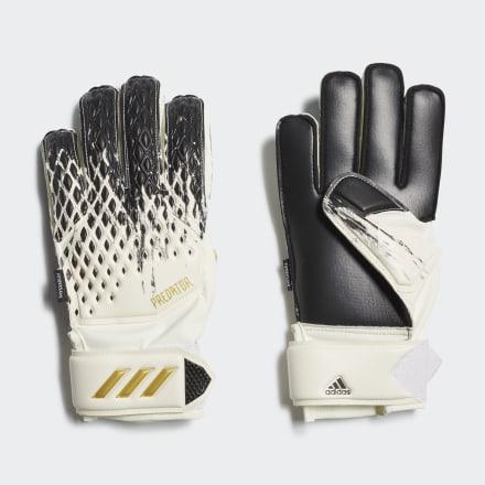 ถุงมือผู้รักษาประตู Predator 20 Match Fingersave, Size : 6