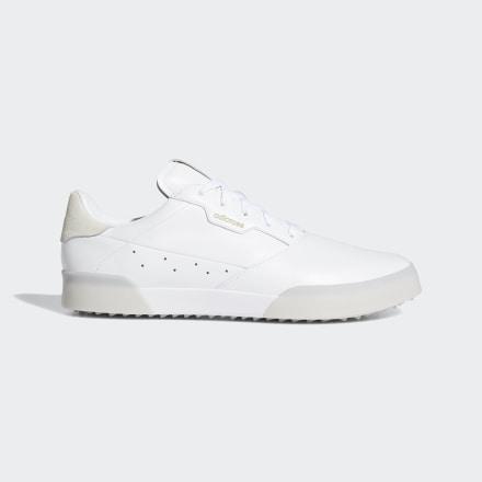 รองเท้ากอล์ฟ Adicross Retro, Size : 9.5 UK
