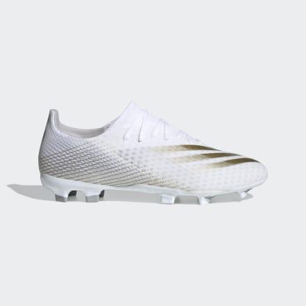 รองเท้าฟุตบอล X Ghosted.3 Firm Ground, Size : 11.5 UK
