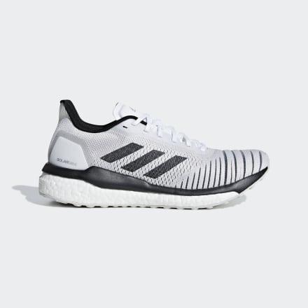 zapatillas running adidas mujer negras