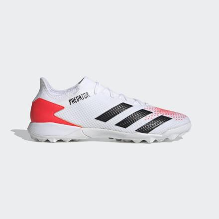 รองเท้าฟุตบอล Predator 20.3 Turf, Size : 9.5 UK