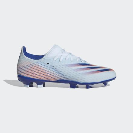 รองเท้าฟุตบอล X Ghosted.3 Firm Ground, Size : 9 UK