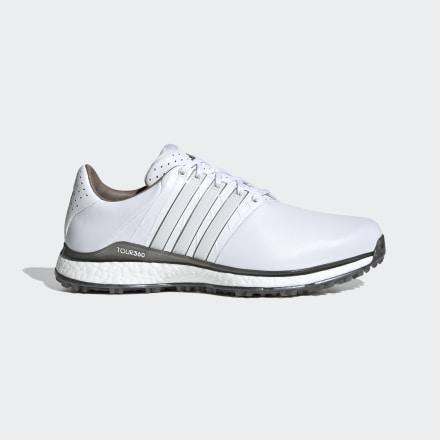 รองเท้ากอล์ฟหน้ากว้างแบบไร้ปุ่ม TOUR360 XT-SL 2.0, Size : 9 UK