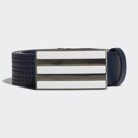 เข็มขัดเจาะลาย 3-Stripes, Size : NS