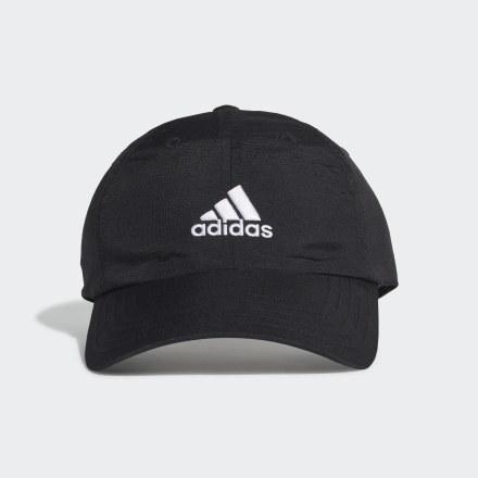 หมวกแก๊ปปีกโค้ง AEROREADY Badge of Sport, Size : OSFM