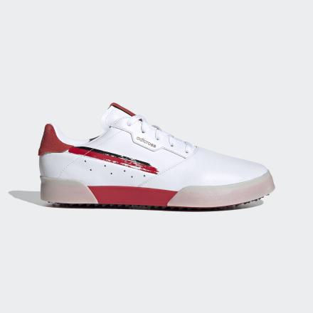 รองเท้ากอล์ฟ Adicross Retro, Size : 8 UK