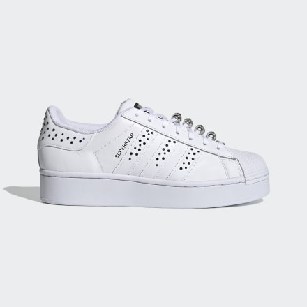 SUPERSTAR BOLD W, Size : 4- UK
