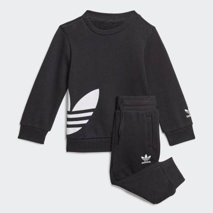 Комплект: джемпер и брюки Trefoil adidas Originals