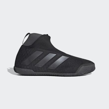 Кроссовки для тенниса Stycon Laceless Clay adidas Performance