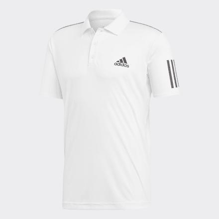 เสื้อคลับโปโล 3-Stripes, Size : S