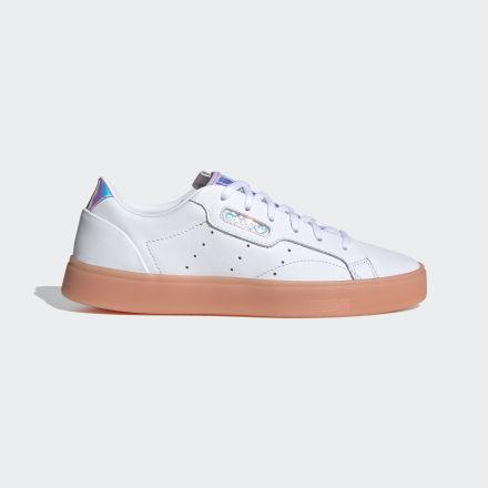 รองเท้า adidas Sleek, Size : 4- UK