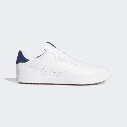 รองเท้ากอล์ฟ Adicross Retro, Size : 8.5 UK,9.5 UK