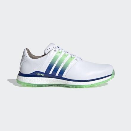 รองเท้ากอล์ฟหน้ากว้างแบบไร้ปุ่ม TOUR360 XT-SL 2.0, Size : 7.5 UK
