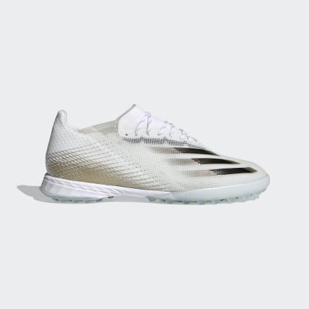 รองเท้าฟุตบอล X Ghosted.1 Turf, Size : 6 UK,7 UK,10 UK,12 UK