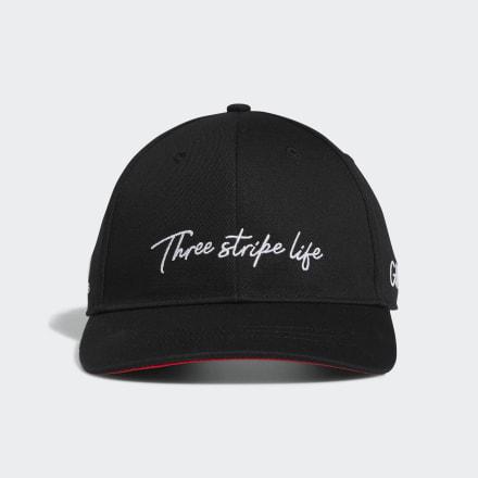 หมวกแก๊ป 3-Stripe Life, Size : OSFM