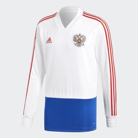 Тренировочный джемпер сборной Россия adidas Performance