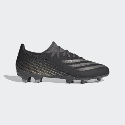 รองเท้าฟุตบอล X Ghosted.3 Firm Ground, Size : 10 UK