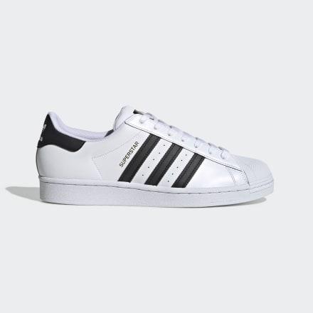 รองเท้า Superstar, Size : 7.5 UK