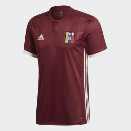 Домашняя игровая футболка сборной Венесуэлы adidas Performance