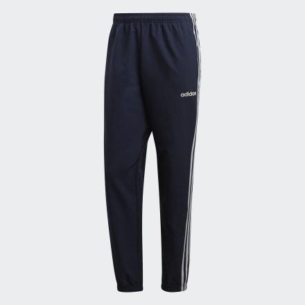 กางเกงกันลมขายาว Essentials 3-Stripes, Size : S,M Brand Adidas