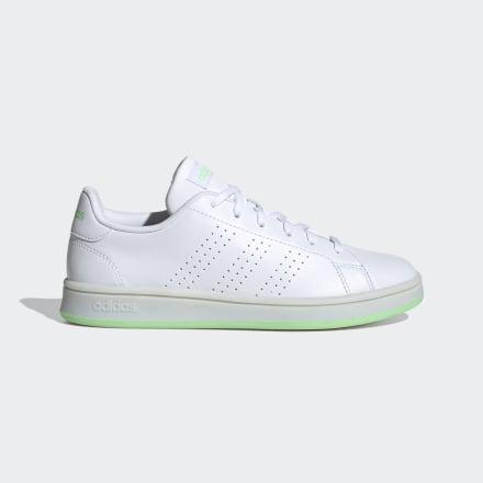 รองเท้า Advantage Base, Size : 4 UK,4- UK,5 UK,5- UK,6 UK,6- UK,7 UK,7- UK,8 UK Brand Adidas