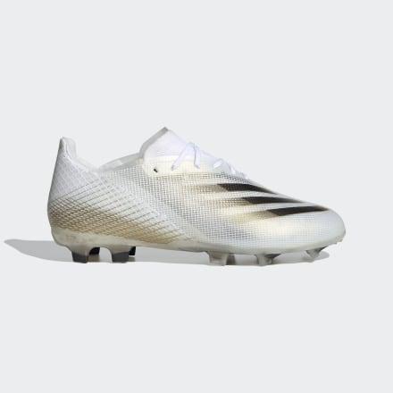 รองเท้าฟุตบอล X Ghosted.1 Firm Ground, Size : 12K