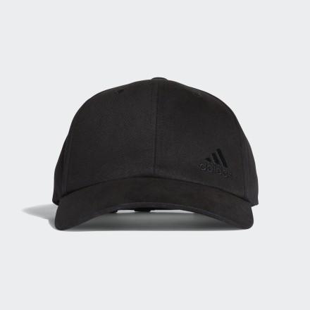 женская кепка adidas, черная