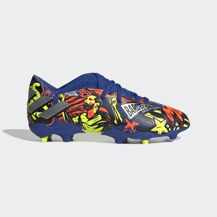 รองเท้าฟุตบอล Nemeziz Messi 19.3 Firm Ground, Size : 4 UK