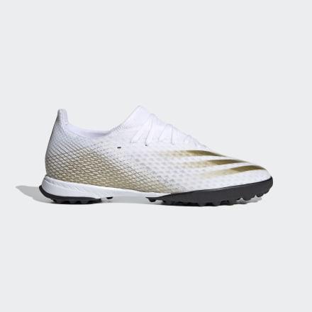 รองเท้าฟุตบอล X Ghosted.3 Turf, Size : 9.5 UK