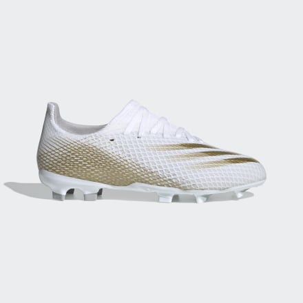 รองเท้าฟุตบอล X Ghosted.3 Firm Ground, Size : 1 UK