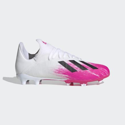 รองเท้าฟุตบอล X 19.3 Firm Ground, Size : 3 UK