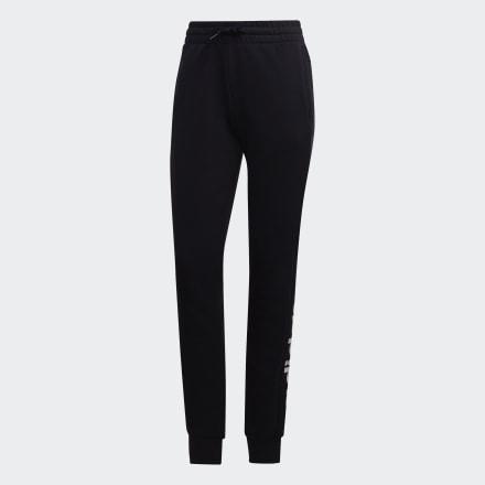 กางเกงขายาว Essentials Linear, Size : 2XS,M Brand Adidas