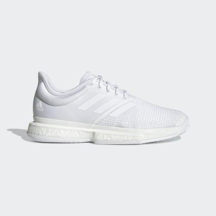 Кроссовки для тенниса Sole Boost x Parley adidas Performance