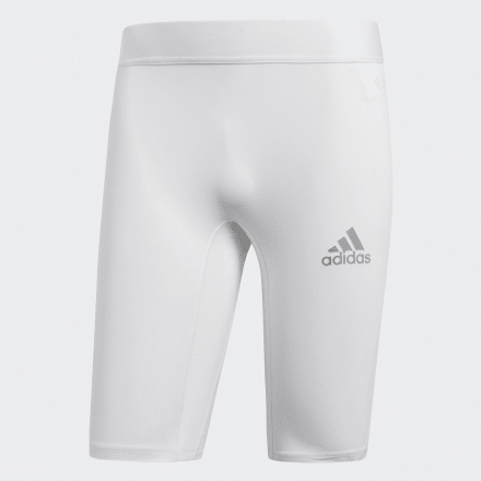 Укороченные тайтсы Alphaskin Sport adidas Performance