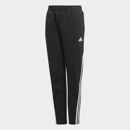 กางเกงขาสอบทอสองหน้า 3-Stripes, Size : 164