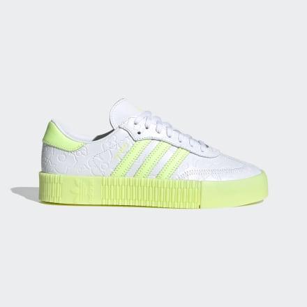 รองเท้า SAMBAROSE, Size : 4- UK Brand Adidas