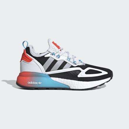 รองเท้า ZX 2K Boost, Size : 4- UK Brand Adidas