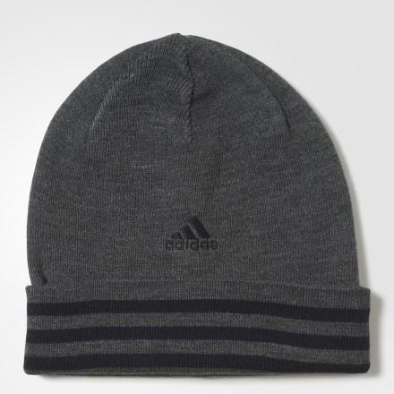 мужская шапка adidas, серая