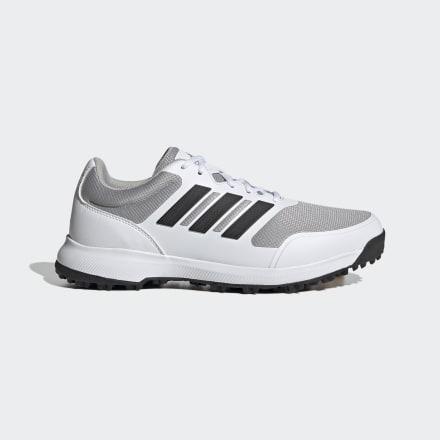 รองเท้ากอล์ฟแบบไร้ปุ่ม Tech Response SL, Size : 8 UK