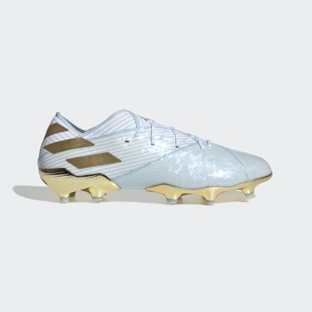 Футбольные бутсы Nemeziz Messi 19.1 FG 15 Year adidas Performance