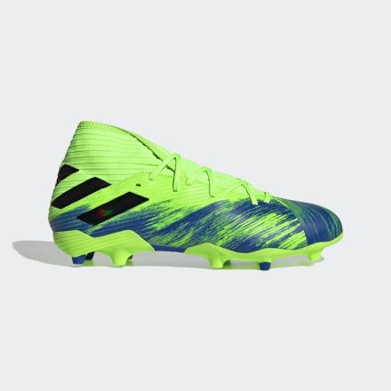 รองเท้าฟุตบอล Nemeziz 19.3 Firm Ground, Size : 6.5 UK,7 UK,7.5 UK,8 UK,8.5 UK,9 UK,9.5 UK,10 UK,10.5 UK,11 UK