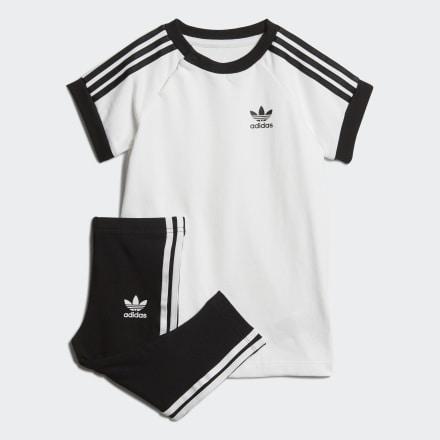 Комплект: платье и брюки 3-Stripes adidas Originals