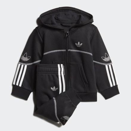 Комплект: толстовка и брюки Outline adidas Originals