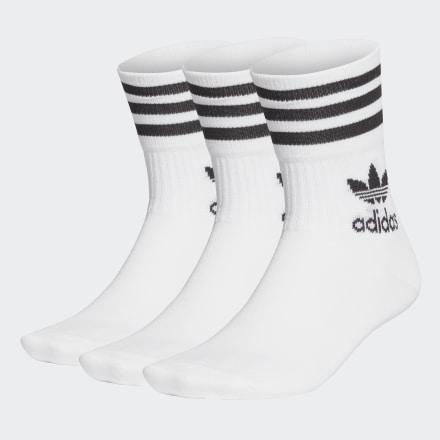 ถุงเท้าความยาวครึ่งแข้ง (3 คู่), Size : S